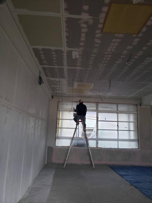 尼崎市 某中学校 2校 内装工事3