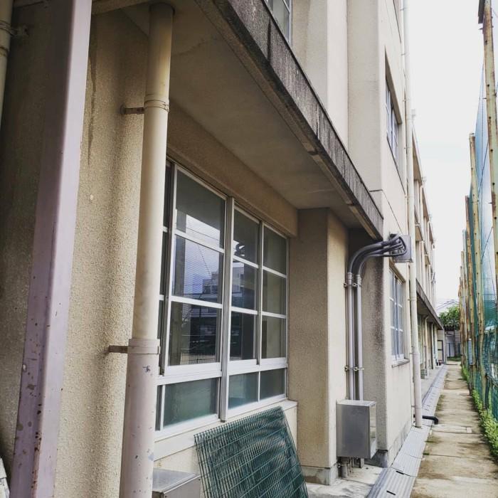 尼崎市 某中学校 2校 内装工事4