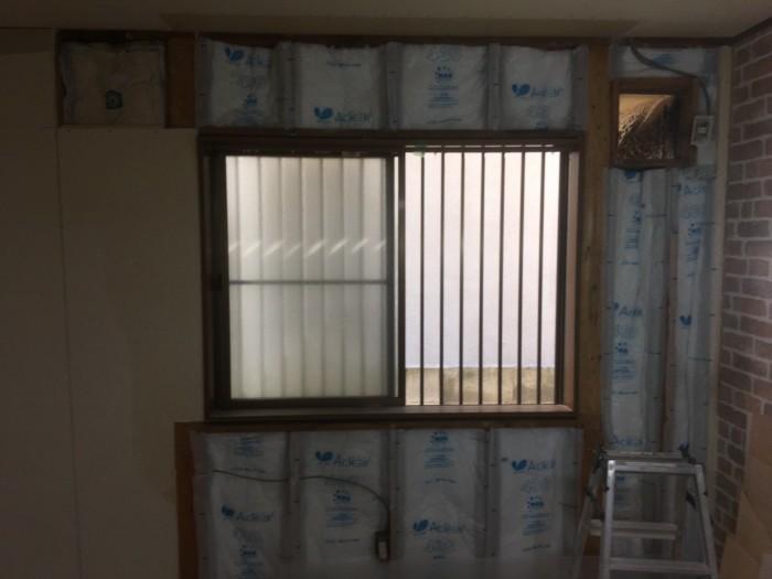 水漏れ内装改修工事5